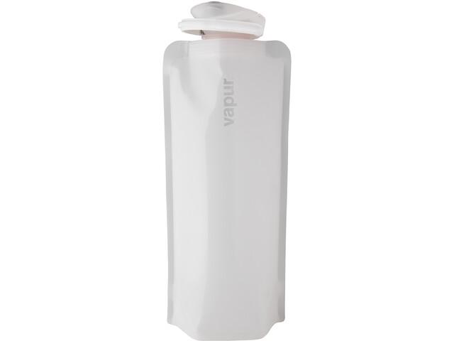 Vapur Solid Flex Bottle 1000ml, whiteout